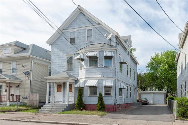 34 - 36 Amey St, Pawtucket, RI 02860 (MLS #1191588) :: The Martone Group