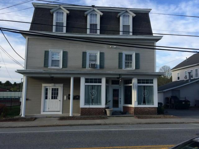 465 Chapel St, Unit#3 #3, Burrillville, RI 02830 (MLS #1191824) :: The Goss Team at RE/MAX Properties