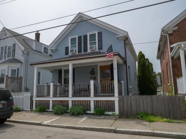 61 Marchant St, Newport, RI 02840 (MLS #1192130) :: The Martone Group