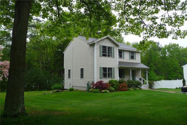 205 East Shore Dr, Coventry, RI 02816 (MLS #1192156) :: The Martone Group
