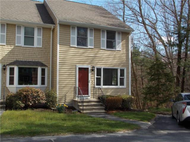 40 Forest View Lane, Unit#40 #40, Burrillville, RI 02830 (MLS #1192251) :: The Goss Team at RE/MAX Properties