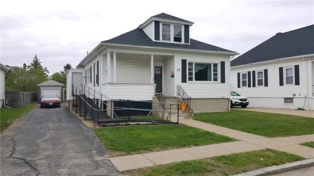 33 Rose St, Cranston, RI 02920 (MLS #1192288) :: The Martone Group