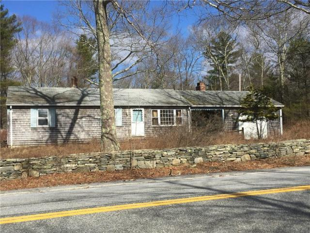 725 Central Pike, Scituate, RI 02857 (MLS #1192313) :: The Martone Group