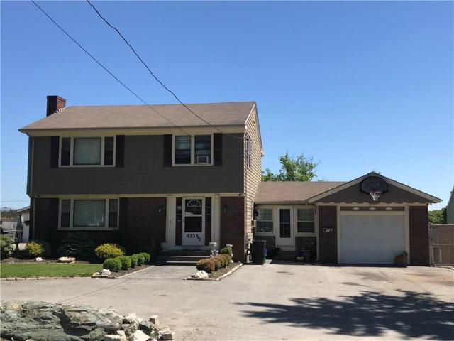433 - 1/2 Greenville Av, Johnston, RI 02919 (MLS #1192437) :: The Martone Group