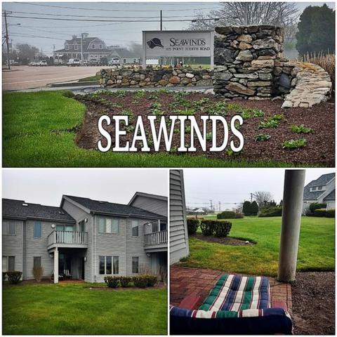 1125 Point Judith Rd, Unit#C-3 C-3, Narragansett, RI 02882 (MLS #1192521) :: Welchman Real Estate Group   Keller Williams Luxury International Division