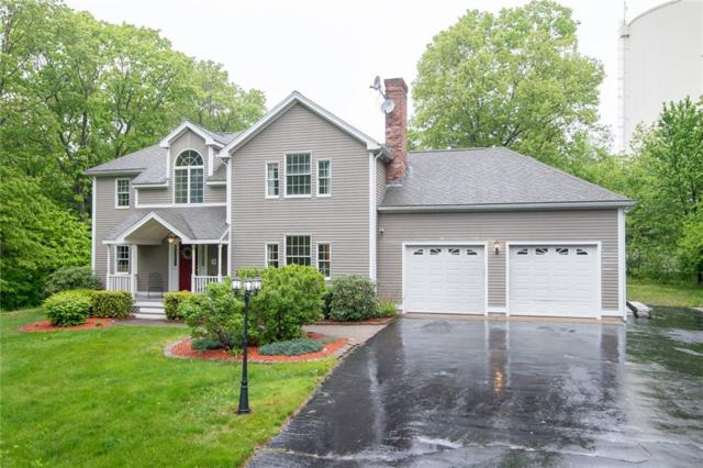 4 Sunset Dr, Lincoln, RI 02838 (MLS #1192646) :: The Martone Group