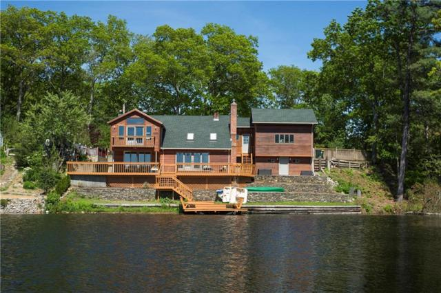 27 Greenlake Dr, Smithfield, RI 02828 (MLS #1192739) :: The Martone Group