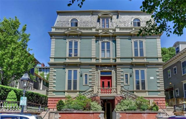 119 Benefit St, Unit#1 #1, East Side Of Prov, RI 02903 (MLS #1192821) :: Welchman Real Estate Group | Keller Williams Luxury International Division
