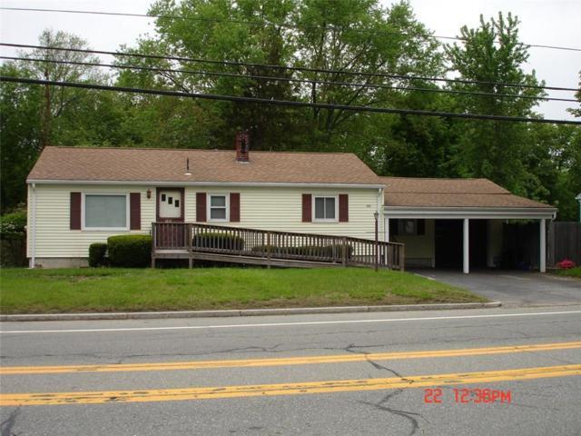 145 Greenville Rd, North Smithfield, RI 02896 (MLS #1192842) :: The Martone Group