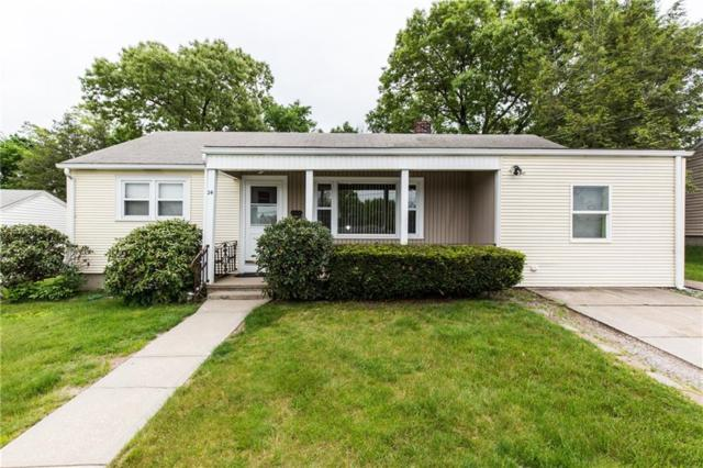24 Meadow View Dr, Cranston, RI 02920 (MLS #1192909) :: The Martone Group