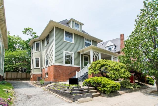 294 Governor St, East Side Of Prov, RI 02906 (MLS #1193436) :: The Martone Group