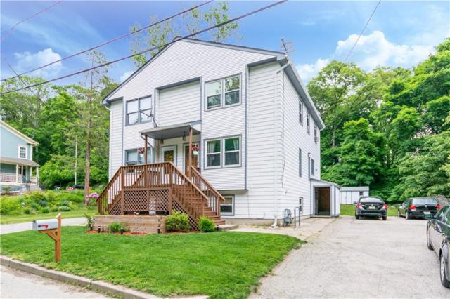 22 Ballou Av, Unit#2 #2, Lincoln, RI 02865 (MLS #1193739) :: The Martone Group