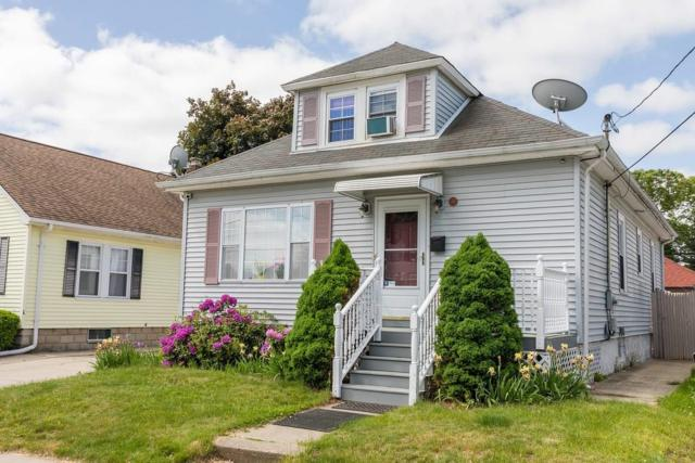 36 Harwood St, Cranston, RI 02910 (MLS #1194023) :: The Martone Group