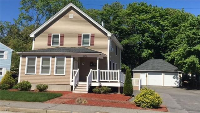 1170 Smithfield Av, Lincoln, RI 02865 (MLS #1194142) :: The Martone Group