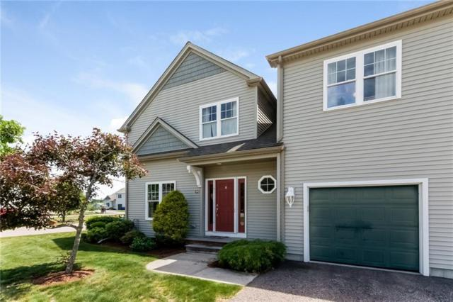 222 Post Rd, Unit#3A 3A, Westerly, RI 02891 (MLS #1194300) :: The Martone Group
