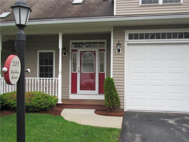 158 Bear Hill Rd, Unit#203 #203, Cumberland, RI 02864 (MLS #1194382) :: The Goss Team at RE/MAX Properties