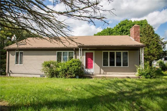 110 Providence St, Rehoboth, MA 02769 (MLS #1194533) :: Westcott Properties