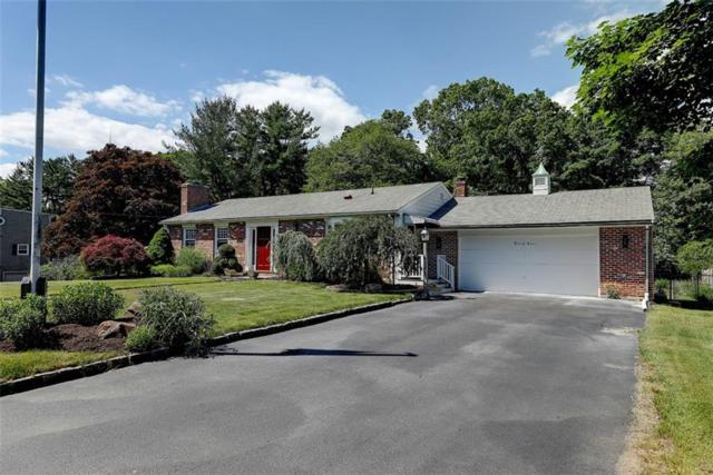 54 Oakdale Rd, North Kingstown, RI 02852 (MLS #1194802) :: The Martone Group