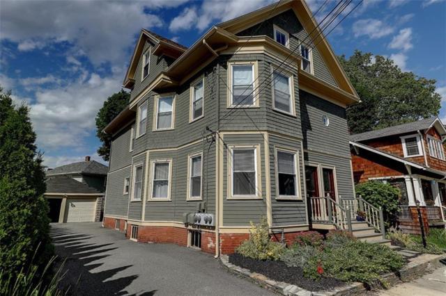 18 Braman St, Unit#1 #1, East Side Of Prov, RI 02906 (MLS #1194850) :: The Goss Team at RE/MAX Properties