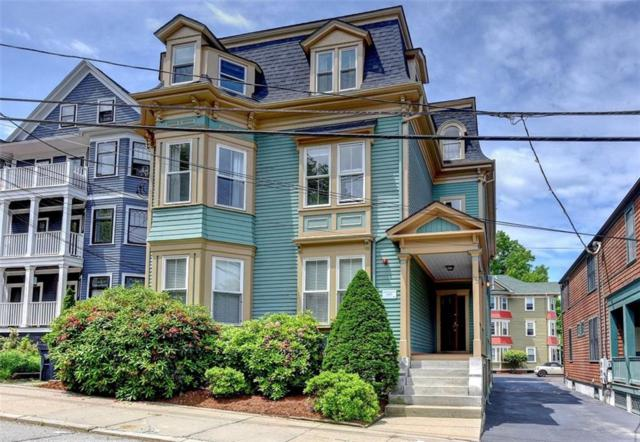 170 Prospect St, Unit#2 #2, East Side Of Prov, RI 02906 (MLS #1194985) :: The Goss Team at RE/MAX Properties