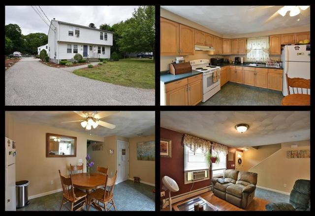 121 - 129 North Main St, Burrillville, RI 02830 (MLS #1195005) :: Westcott Properties