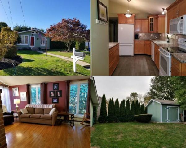 68 Arrow Wy, Cranston, RI 02921 (MLS #1195221) :: Westcott Properties