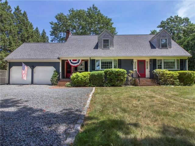 126 Ferry Rd, Bristol, RI 02809 (MLS #1195436) :: The Martone Group