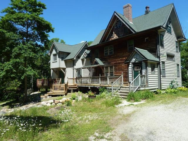180 Tourtellot Hill Rd, Glocester, RI 02814 (MLS #1195611) :: Westcott Properties