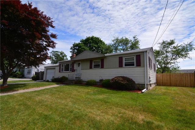 22 Ingersoll Av, Warwick, RI 02886 (MLS #1195711) :: Westcott Properties