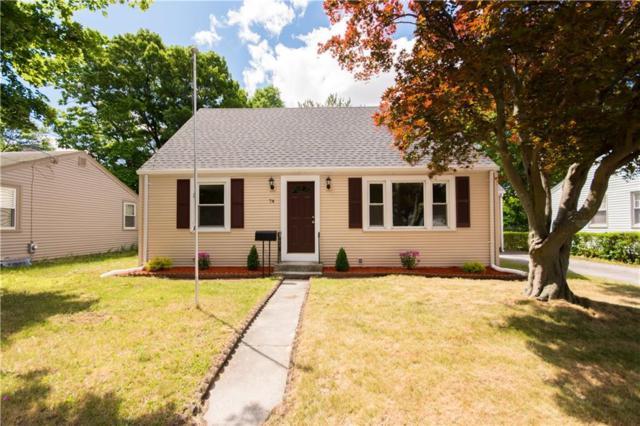 74 Harper Av, Cranston, RI 02910 (MLS #1196033) :: Westcott Properties