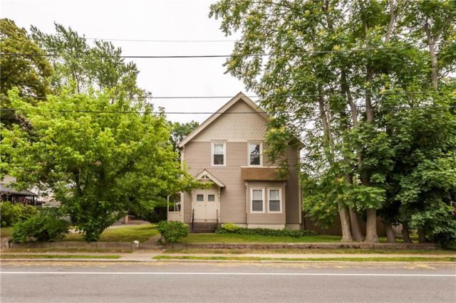 889 Roosevelt Av, Pawtucket, RI 02860 (MLS #1196034) :: The Martone Group