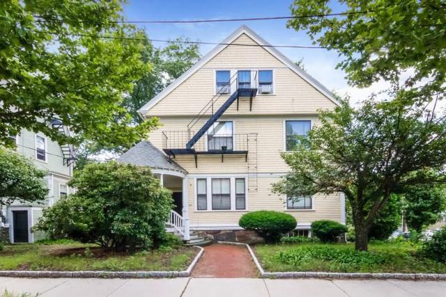 265 Bowen St, Unit#5 #5, East Side Of Prov, RI 02906 (MLS #1196198) :: Westcott Properties
