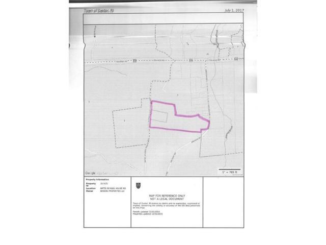 98 Bates School House Rd, Exeter, RI 02822 (MLS #1196300) :: Onshore Realtors
