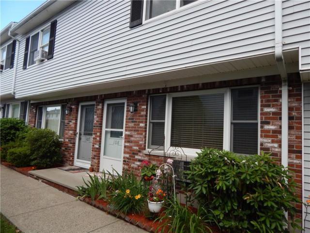 2 Fera St, Unit#108 #108, North Providence, RI 02904 (MLS #1196351) :: Westcott Properties