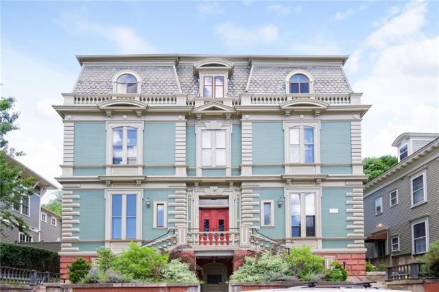 119 Benefit St, Unit#2 #2, East Side Of Prov, RI 02903 (MLS #1196375) :: Westcott Properties