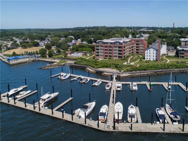 345 Thames St, Unit#302 N 302 N, Bristol, RI 02809 (MLS #1196418) :: The Martone Group