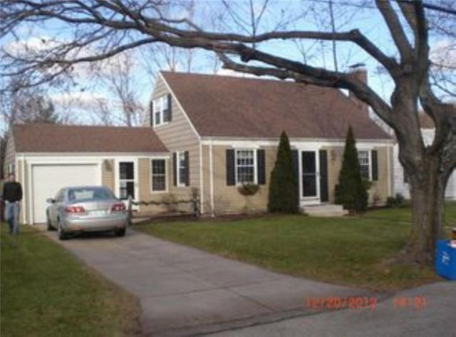 72 Belmont Rd, Cranston, RI 02910 (MLS #1196544) :: Westcott Properties