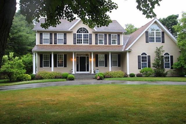 475 N Angell Rd N, Lincoln, RI 02865 (MLS #1196581) :: Westcott Properties