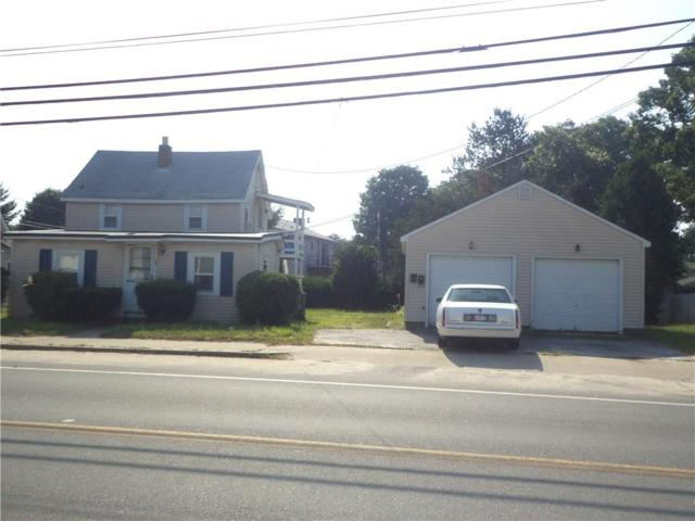 144 Hopkins Hill Rd, Coventry, RI 02816 (MLS #1196784) :: The Martone Group