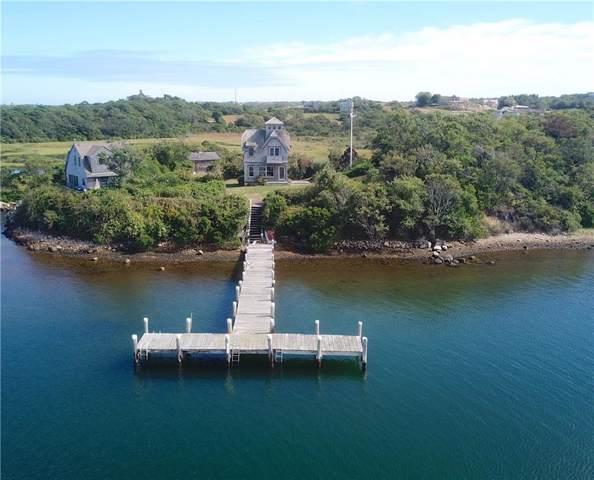 1278 NW Cormorant Cove NW, Block Island, RI 02807 (MLS #1197000) :: The Seyboth Team