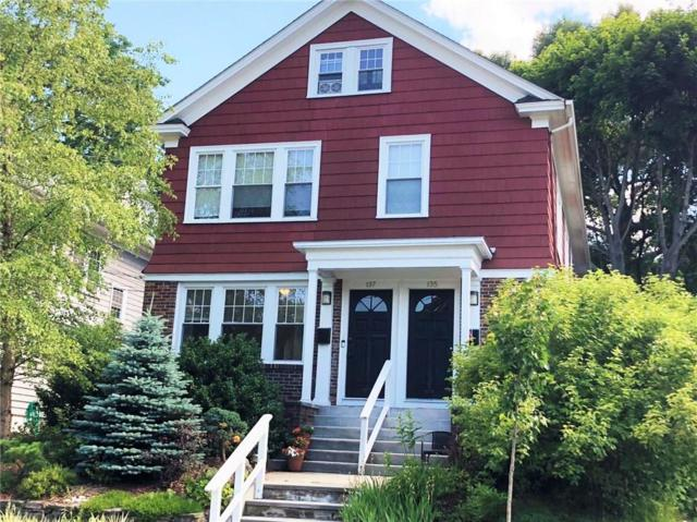 135 Lancaster St, Unit#137 #137, East Side Of Prov, RI 02906 (MLS #1197086) :: Onshore Realtors