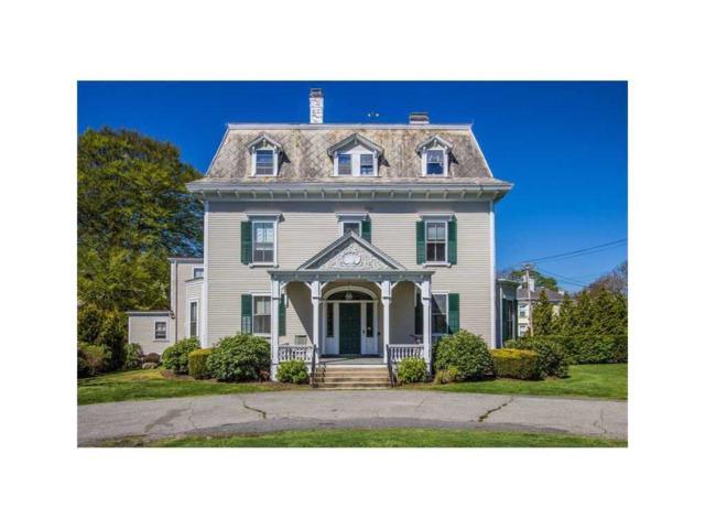 1 Red Cross Av, Unit#9 #9, Newport, RI 02840 (MLS #1197309) :: Westcott Properties