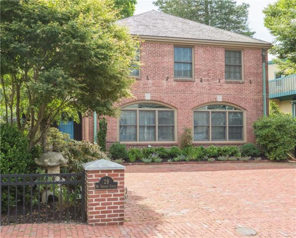 29 Mount Vernon St, Newport, RI 02840 (MLS #1197488) :: Welchman Real Estate Group | Keller Williams Luxury International Division