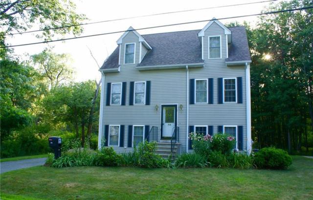 218 Minerva Av, Cumberland, RI 02864 (MLS #1197708) :: The Martone Group