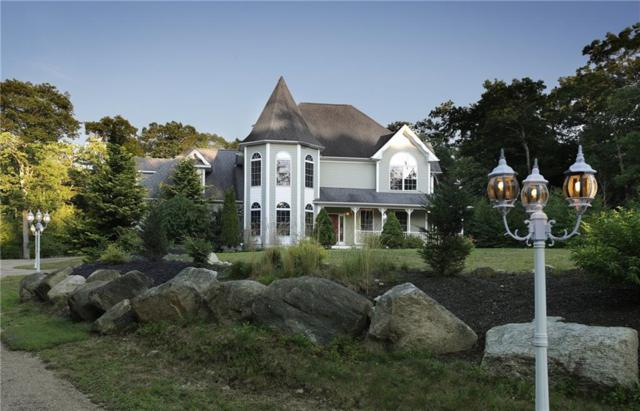 43 Teaberry Dr, Glocester, RI 02814 (MLS #1197720) :: The Martone Group