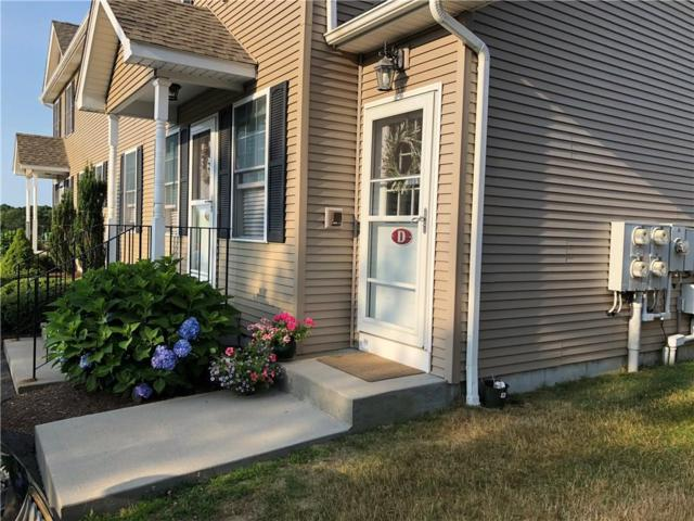 10 Josephine Dr, Unit#1D 1D, Charlestown, RI 02813 (MLS #1197945) :: The Martone Group