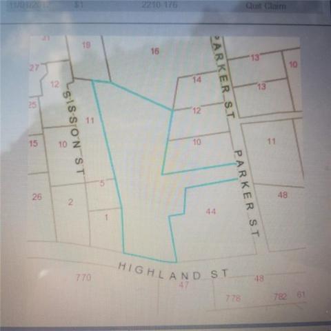 0 Highland St, West Warwick, RI 02893 (MLS #1197987) :: Albert Realtors