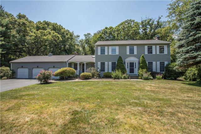 61 Arrowhead Wy, Warwick, RI 02886 (MLS #1198034) :: Westcott Properties