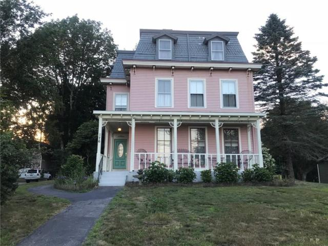 179 Main St, Hopkinton, RI 02804 (MLS #1198255) :: Anytime Realty