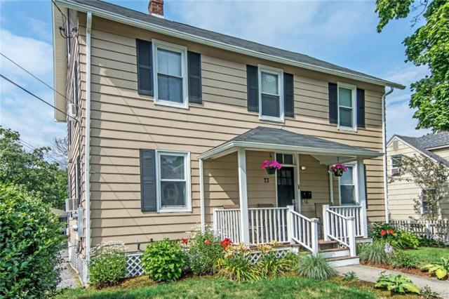 73 Narragansett Av, Unit#2Nd Floor 2nd Floor, Narragansett, RI 02882 (MLS #1198378) :: The Martone Group